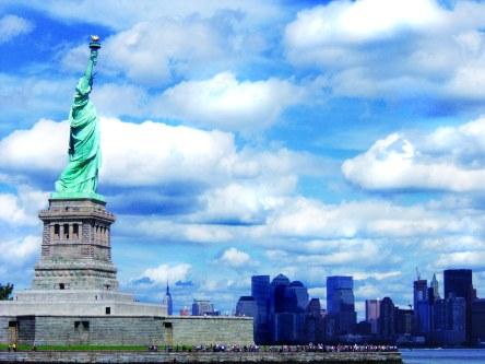 Oh Lady Liberty